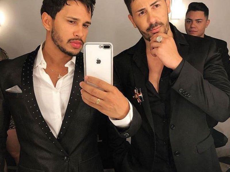 Carlinhos Maia anuncia em seu Instagram que em maio vai casar