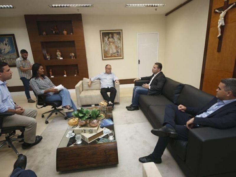 Governadores de Alagoas e Sergipe se unem para construir ponte Penedo/Neópolis
