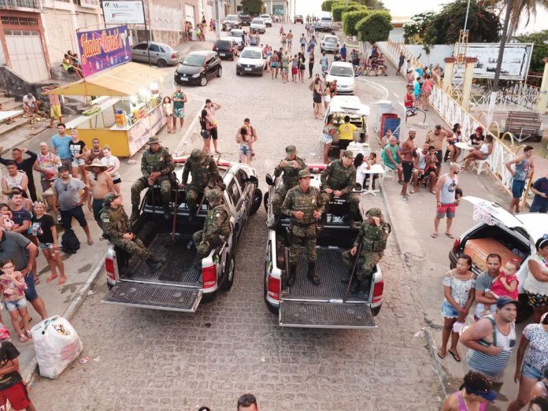5º Companhia Independente divulga resultados da operação carnaval 2019