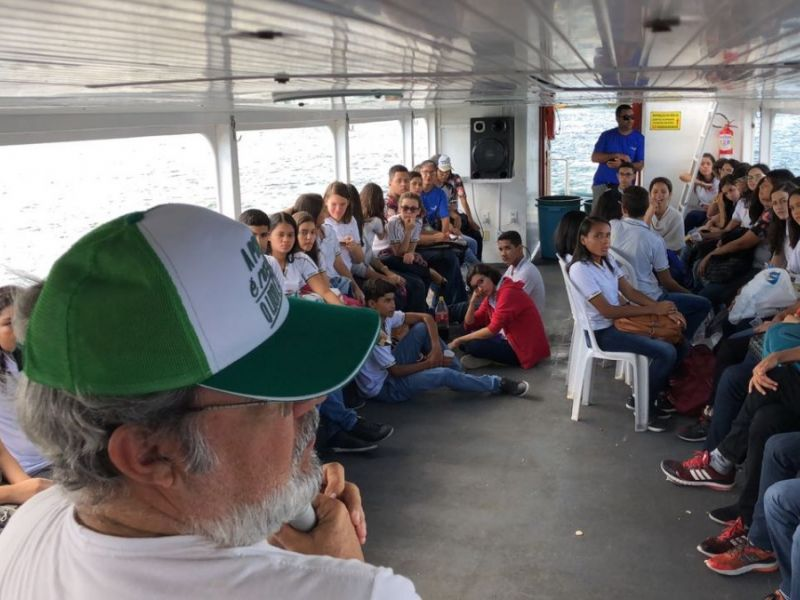 IMA realiza diversas ações em Penedo e outros municípios em comemoração ao Dia da Água