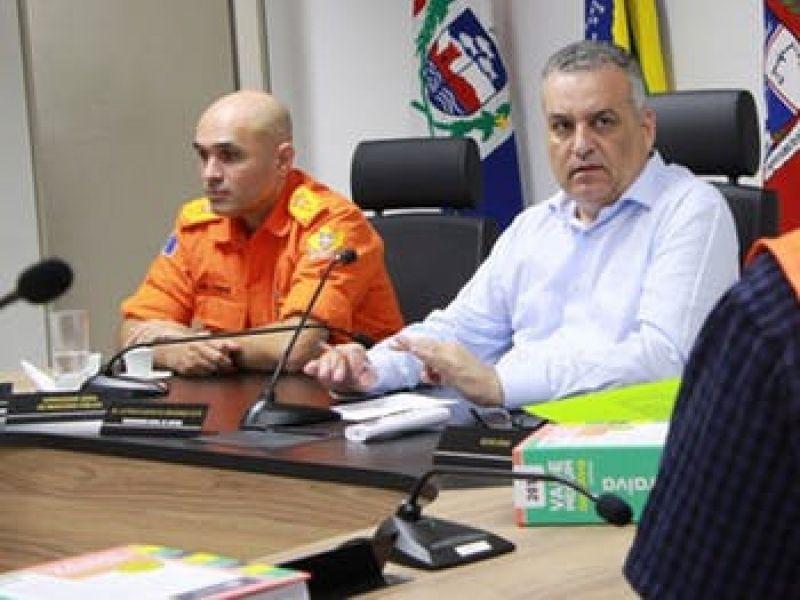 MP vai emitir recomendação para evacuação total da área vermelha no Pinheiro