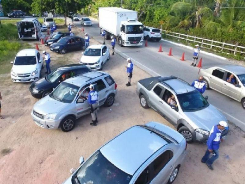 AL registra redução de 61% no número de mortes no trânsito durante Carnaval