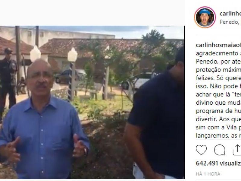 Vila mais famosa do Brasil ganha reforços na segurança e projeto de melhoria na infraestrutura