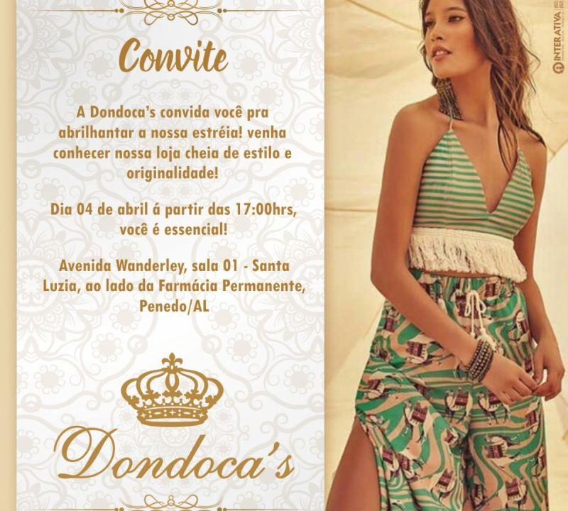 Com a promessa de revolucionar Penedo, Dondoca's abre suas portas em 04 de abril