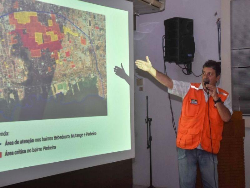 Plano de Contingência do Pinheiro é atualizado; veja novos pontos de encontro