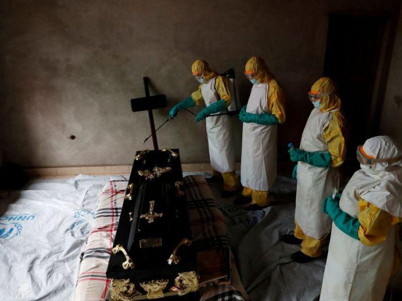 Vírus Ebola já matou quase 900 pessoas na província de Kivu Norte