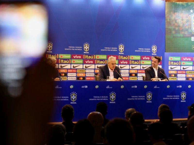 Convocação da Seleção Brasileira para a Copa América será no dia 17