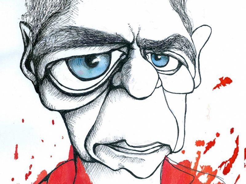 Chico Buarque é homenageado no 75º aniversário com exposição de caricaturas