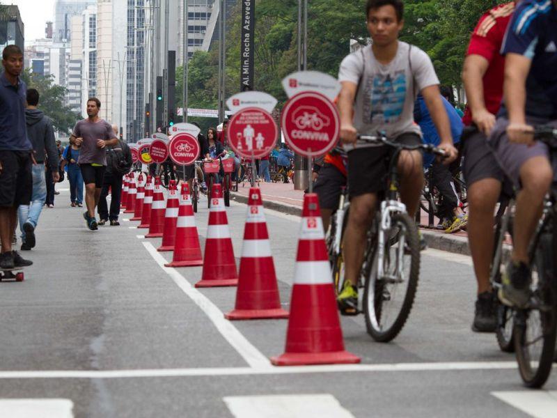 Pela primeira vez, Paulista ficará aberta para pedestres por 24 horas