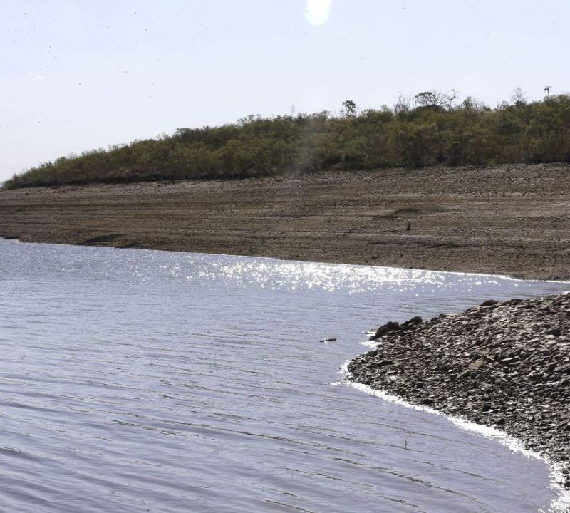Após crise hídrica, reservatório no DF chega a 100% da capacidade