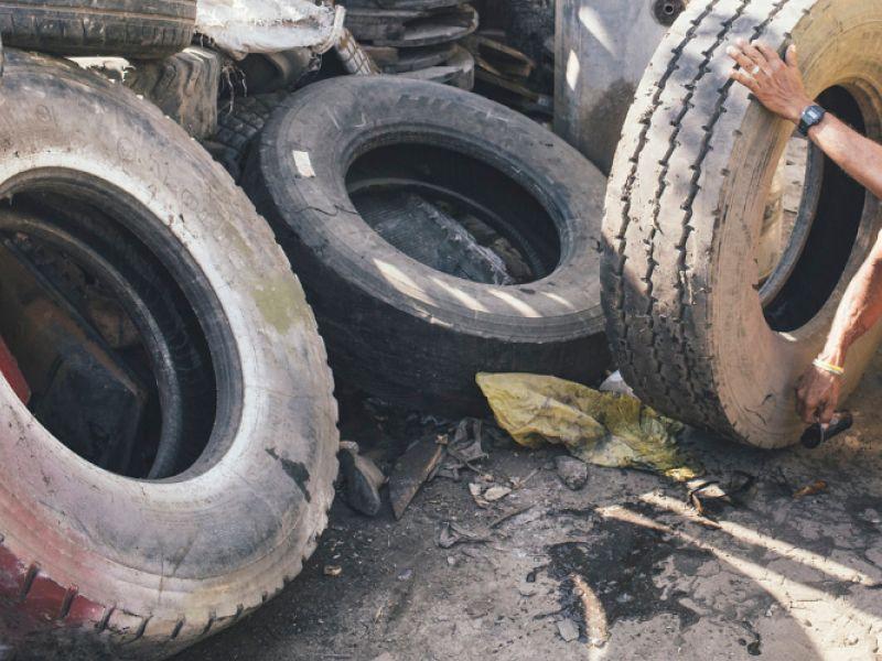 Campanha de coleta de pneus acontecerá de 3 a 7 de junho em Penedo