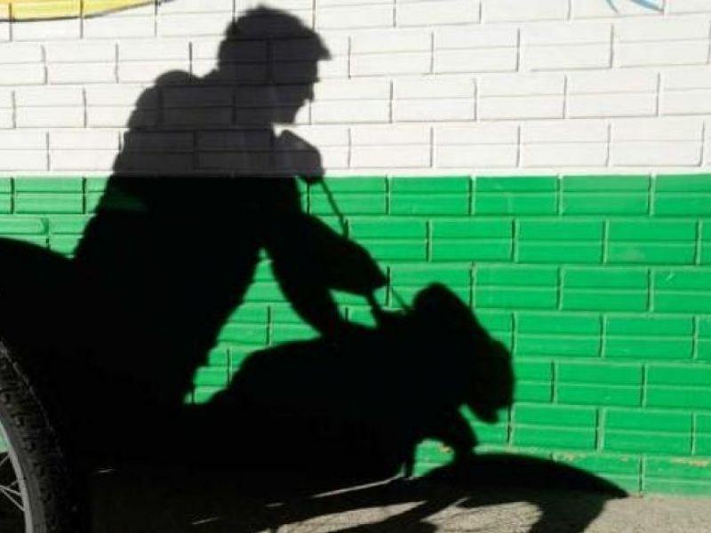 Moto com chassi raspado é encontrada em garagem de jovem morto em São Brás