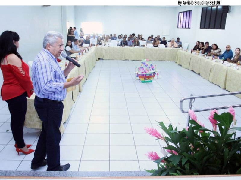 Estância sedia a 33ª Reunião Ordinária do Fórum Estadual de Turismo de Sergipe