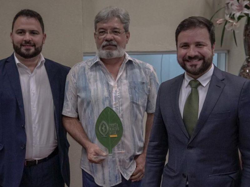 Entrega do Troféu Alagoas Verde marca o Dia Mundial do Meio Ambiente