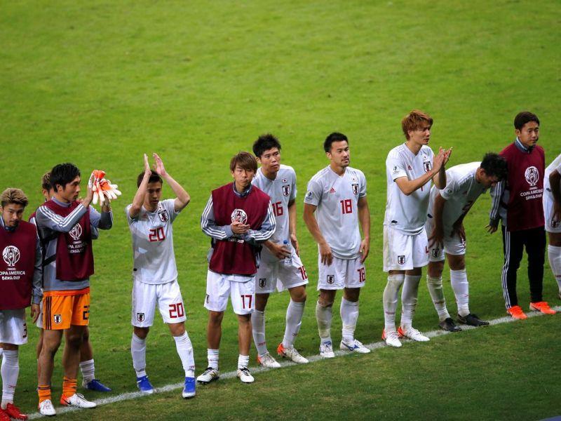 Japão e Equador empatam e dão adeus à Copa América