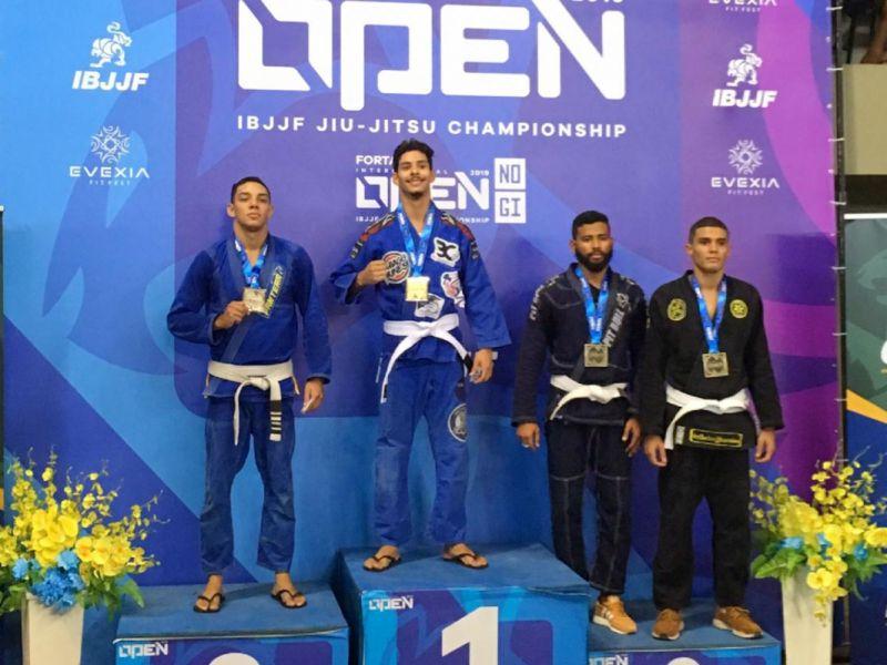 Penedense participa de campeonato de Jiu-Jitsu e se consagra campeão no Ceará