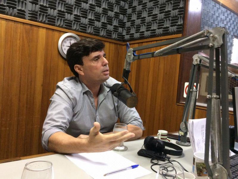 """""""Ronaldo está preparado para administrar Penedo"""", afirma Beltrão em entrevista"""