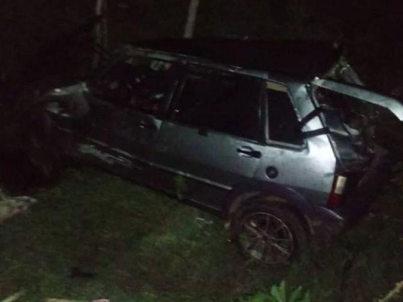 Criança de apenas 10 anos morre após veículo capotar na AL 101 Sul, em Coruripe
