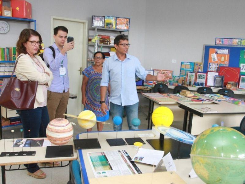 AL é exemplo na formação de professores, diz presidente de centro nacional de educação
