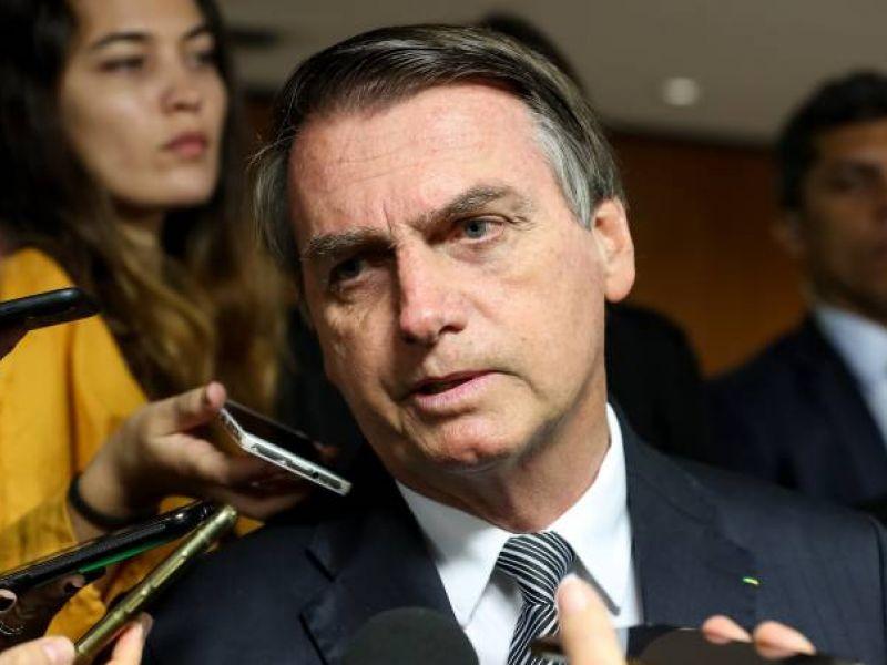 Bolsonaro confirma investigação sobre ameaça de morte de ecoterroristas