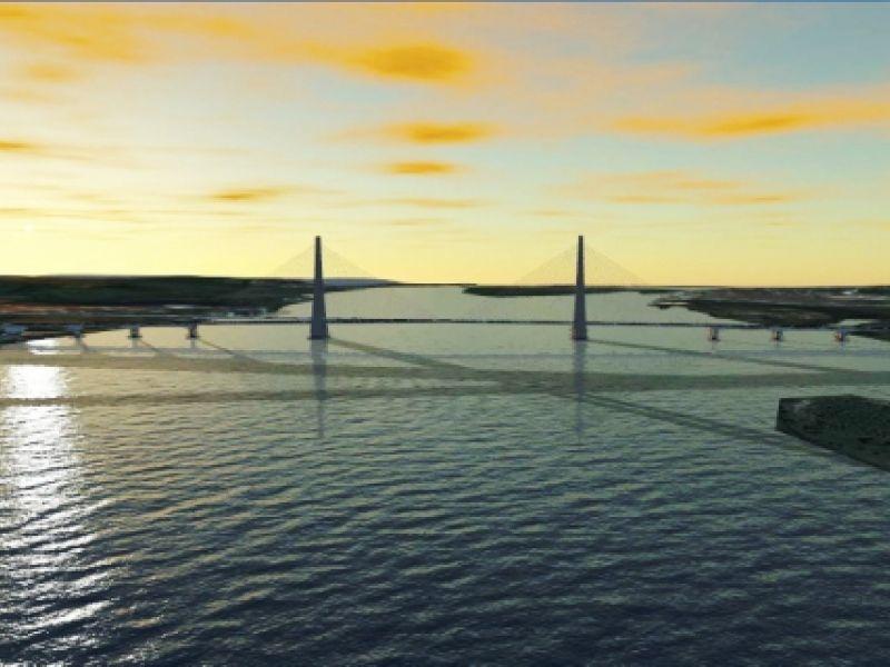 Projeto da ponte Penedo/Neópolis será apresentado nesta segunda, 22, para investidores chineses