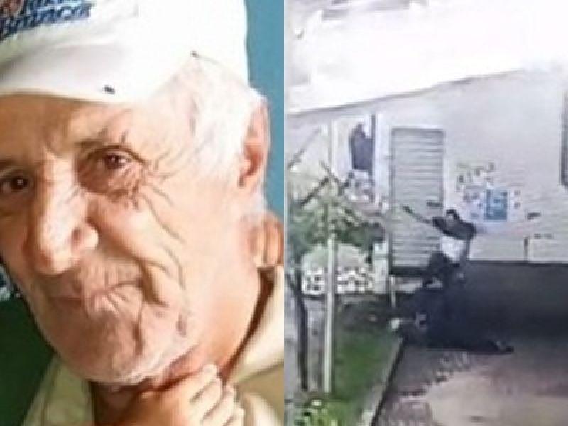 Vídeo: idoso de 72 anos é espancado até a morte no interior de Alagoas