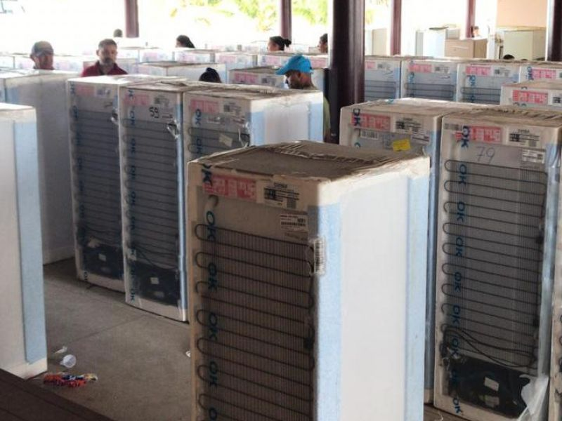 Equatorial realiza campanha de troca de geladeiras em Penedo e Delmiro Gouveia
