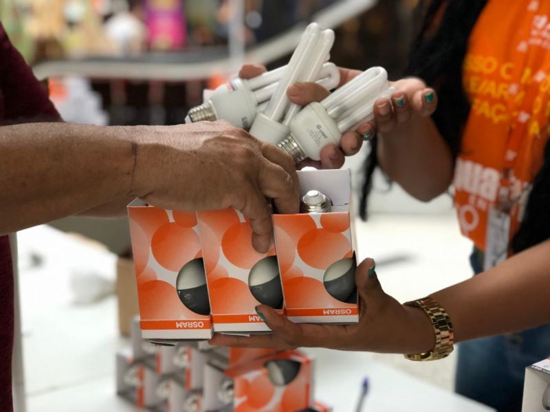 De 27 a 30 de agosto, Piaçabuçu e Penedo recebem campanha de troca de lâmpadas