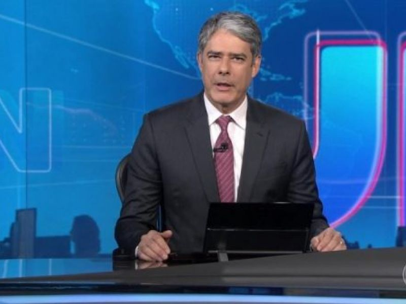 William Bonner é envolvido em escândalo por causa da Globo e do Jornal Nacional