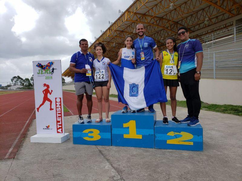 Estudante de Penedo vence prova de atletismo e se classifica para a etapa nacional do Jeal