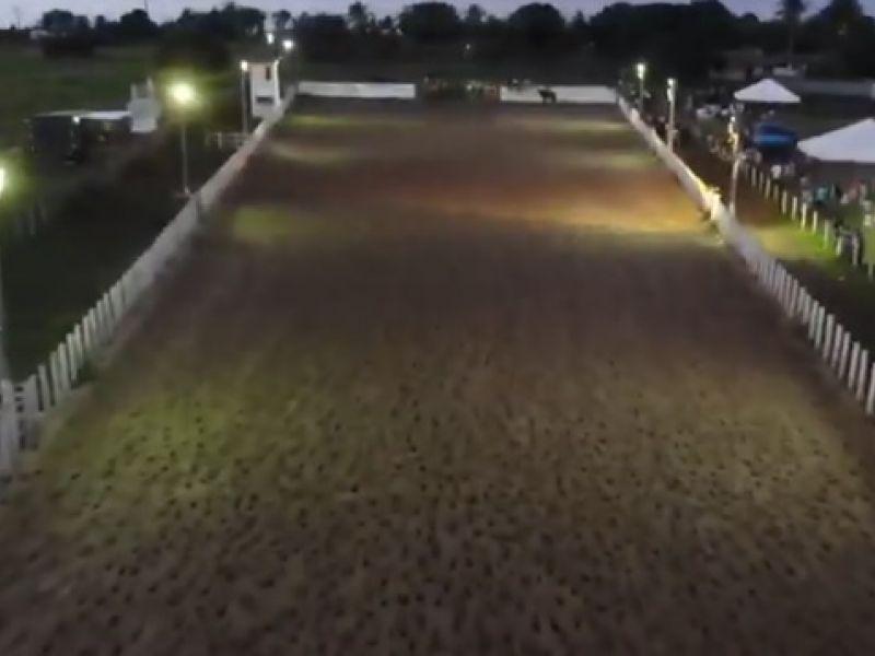 Mais de 400 vaqueiros devem participar da vaquejada do Parque 3k em Penedo