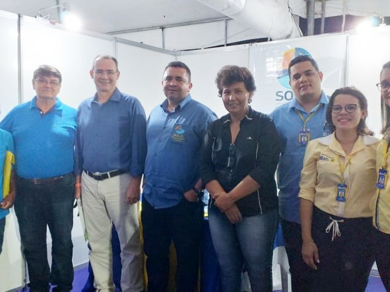 Solis Projetos Rurais e Financiamentos participa do 'Workshop do Camarão' em SE