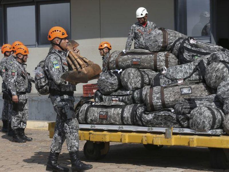 Força Nacional vai combater incêndios e queimadas no Acre