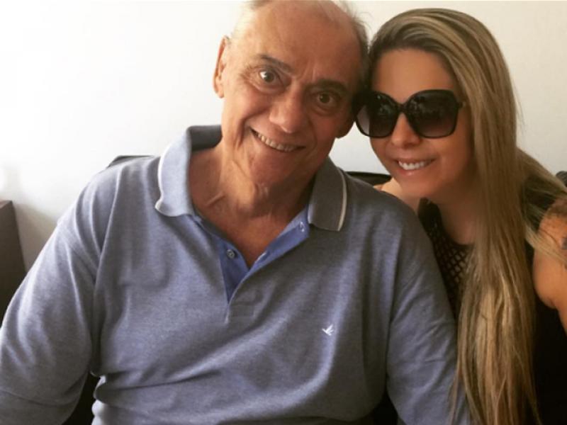 Marcelo Rezende completa 2 anos de morte e homenagem feita pela namorada deixa os fãs comovidos