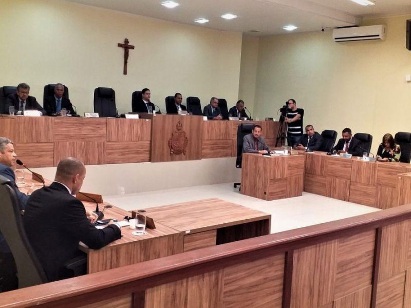 Vereadores aprovam Projeto de Lei, Decreto Legislativo e emenda à Lei Orgânica em Penedo