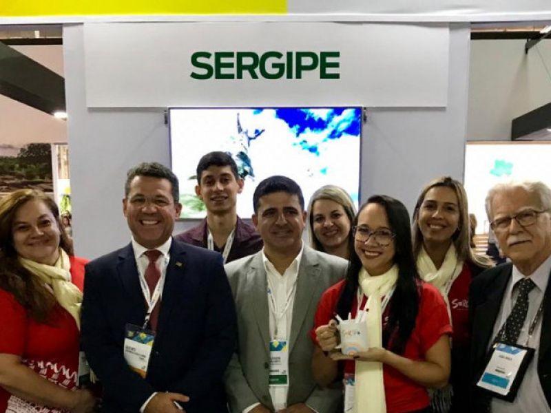 Governo do Estado, Prefeitura de Aracaju e ABIH assinam convênio com a CVC para aumentar o fluxo de turistas em Sergipe