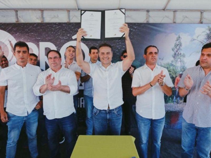 Governador anuncia duplicação da AL-220 de Arapiraca até Delmiro Gouveia