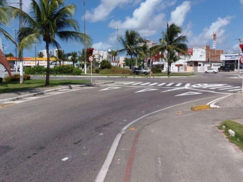 Trânsito será alterado nesta segunda-feira na Avenida Beira Mar, em Aracaju