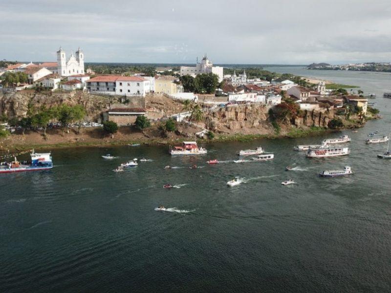 Prefeitura de Penedo apresenta planejamento para Bom Jesus 2020 e Festa Náutica