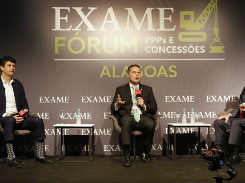 Edital de concessão do saneamento de Maceió será lançado em 30 dias