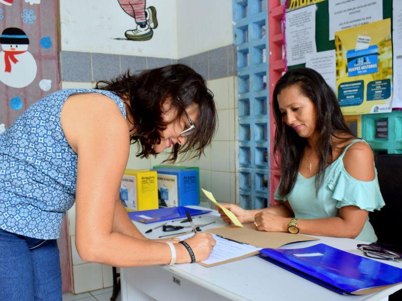 Gestão democrática qualifica ensino ofertado nas escolas municipais de Aracaju