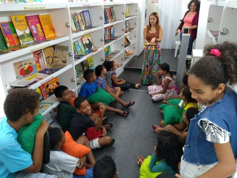 Centros de Educação Infantil participam da Semana do Bebê