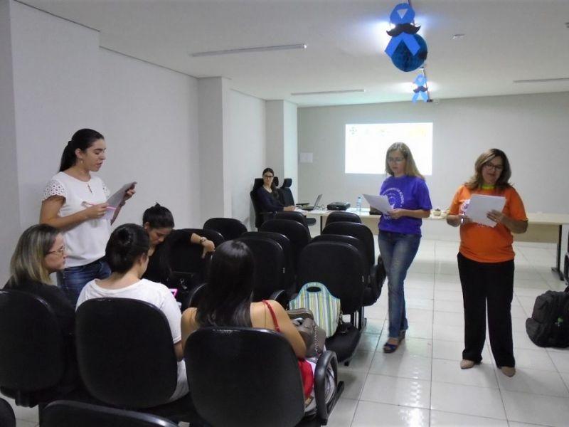 Semana do Bebê: SMS promove curso sobre aleitamento materno