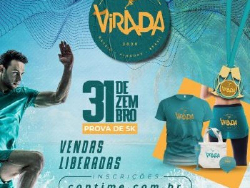 Réveillon Celebration realiza 'Corrida da Virada', em Maceió