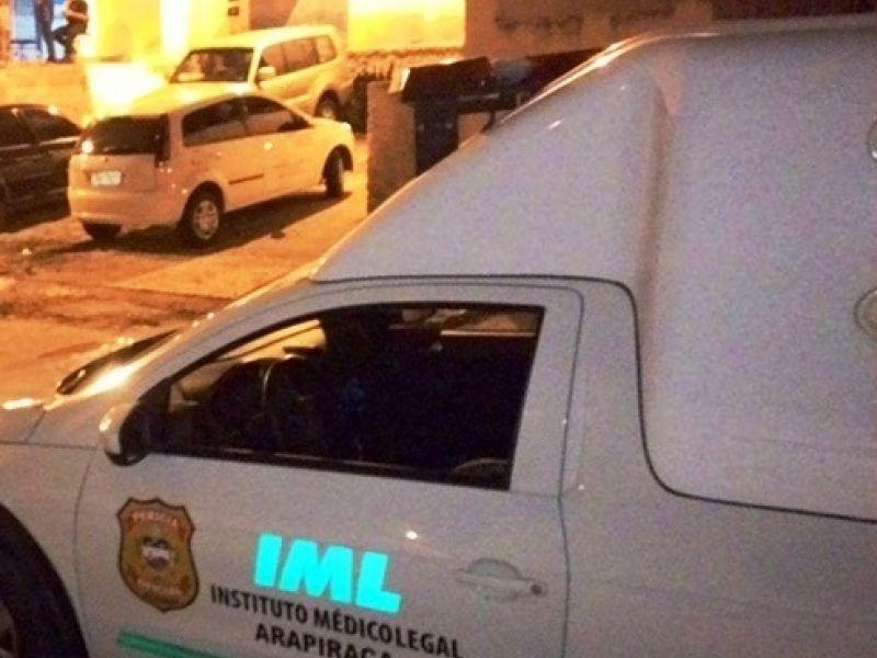 Homem troca tiros com desafeto, mas acaba sendo executado em Penedo