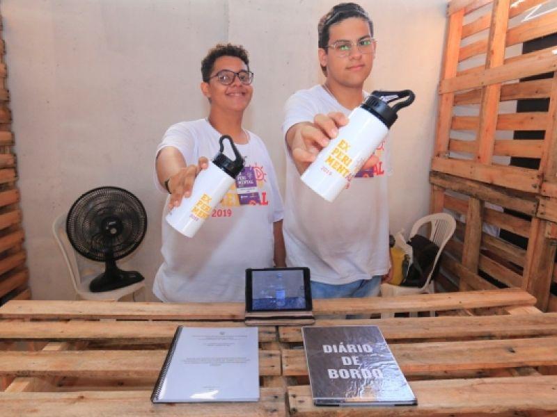 Rede estadual de Alagoas tem cinco projetos selecionados para maior feira científica do país