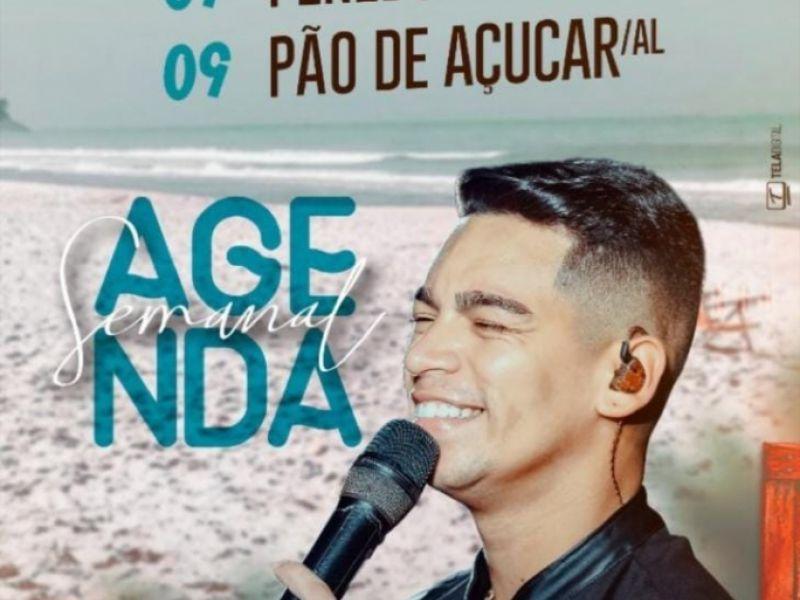 Confirmado: Devinho Novaes se apresenta em Penedo na próxima terça, 07 de janeiro
