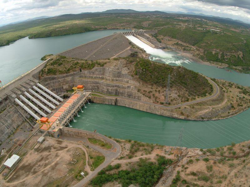 Hidrelétrica terá aumento da defluência para melhorar condições do Baixo São Francisco