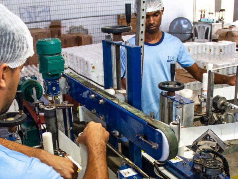 Indústria de cosméticos gera cerca de 100 empregos por meio do Programa Sergipano de Desenvolvimento Industrial