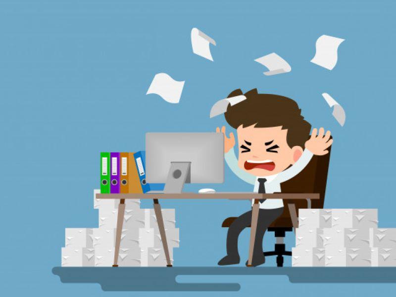 Você se considera uma pessoa estressada ?